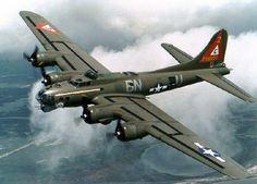 Boeing B-17 Flying Fortress | Aviones de combate de la II Guerra Mundial (VIII): Boeing B-17 Flying ...