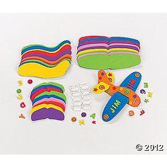 Sky VBS Preschool craft idea