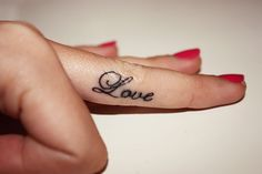 "Thinking of this to go with my ""faith, hope, and love"" tattoo. Since I only have faith on my wrist, I need some other ideas on where to put hope and love."