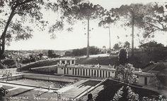 Piscina do Cassino do Ahu - Curitiba