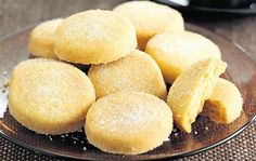 Mini Lemon Shortbread