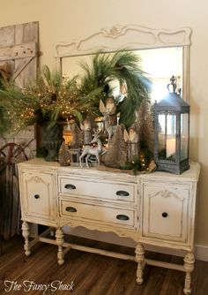 The Fancy Shack: 2014 Christmas Home Tour