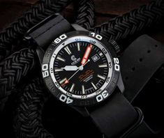 Ocean Crawler Watch Co. Affordable Watches, Mechanical Watch, Coming Out, Happy Friday, Diving, Watches Photography, Tic Toc, Ocean, Accessories