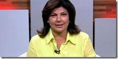 RS Notícias: Cristiana Lôbo, jornalista da Globo News