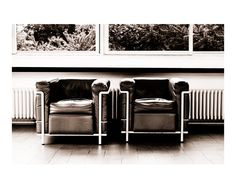 Le Corbusier - Armchair (1929)