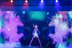 'Sword Art Online: Ordinal Scale': Yuna performing onstage.