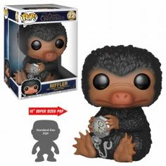 Look for new Funko Rock Candy, Pop! Keychains and Pop! from Fantastic Beasts: The Crimes of Grindelwald! This Pop! stands around 25 cm tall. Funk Pop, Pop Vinyl Figures, Harry Potter Pop, Funko Pop Harry Potter, Fantastic Beasts 2, Funko Pop Dolls, Pop Figurine, Pop Toys, Pop Characters