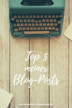 Meine heutige Leseempfehlung: die Top 5 meiner Blog-Posts! Ein paar meiner Blog-Posts liegen mir besonders am Herzen. Welche dies sind und warum das so ist, erfährst Du heute in meinem Blog! Diese Artikel sind also auch ein guter Start, wenn Du einsteigen möchtest in meinen Blog, in dem ich Erkenntnisse aus Psychologie, Pädagogik un dem großen Bereich der Selbstentwicklung teile, die ich für wichtig erachte für ein zufriedenes und selbstbestimmtes Leben ohne Stress!