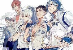 yowamushi pedal Yowamushi Pedal, Manga Anime, Otaku, Geek Stuff, Image, Hakone, Fandom, Kpop, Boys