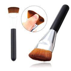 전문 1 개 컨투어 메이크업 화장품 가부키 브러시 메이크업 세트 미용 maquillage py6