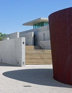 Pulitzer Arts Foundation, St Louis MO (2001) | Tadao Ando | Bill Zbaren architectural photographer