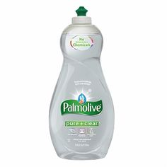 one of the few safe dish soaps on the market it seems: Ultra Palmolive pure+clear