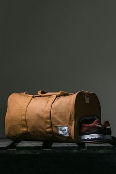 Pack it all in with the Herschel Supply Novel Duffle.