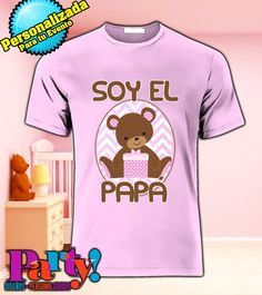 Playera Personalizada Maternidad Baby Shower 2 -  Jinx playera, fiesta, personalizada, evento, ropa, camiseta, cumpleaños, programa, niños, trajes