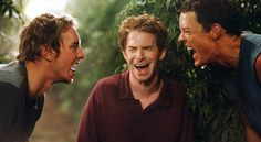 without a paddle. Do you really want to hurt me...do you really want to make me cry...