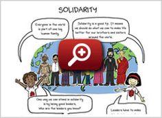 Solidarity - Caritas Australia - Catholic Social Teachings Toolkit