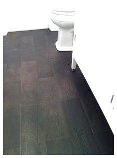 Wood Look Tile Bathroom Feature Wall Ceramicfloordesign Ceramicfloor Floordesign Click Now For More