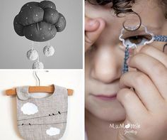 Clouds Mania outfit for Kids by mumoosh.com Jewellery for Maternity Baby
