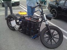 DIY electric motor cycle on a budget - Google Search