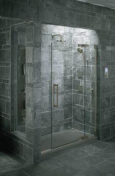 glass doors for showers