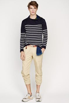 J.Crew Spring 2015 Menswear - Collection - Gallery - Look 10 - Style.com