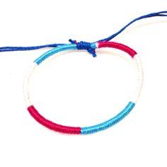 Friendship bracelet-£1 http://prettytwistedonline.co.uk/product/friendship-bracelet-18/