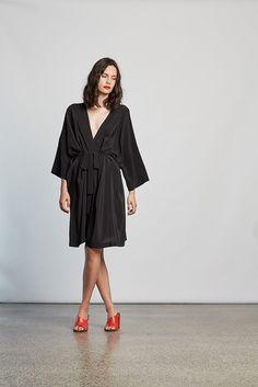 Miss Crabb - Forever Forever Dress Black