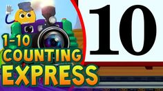 Counting Express Train | PicTrain™