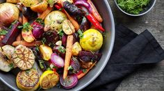 We have ways of making you love roasted vegetables