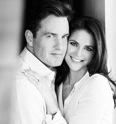 Magdalena de Suecia y Chris O'Neill se casarán el 8 de junio
