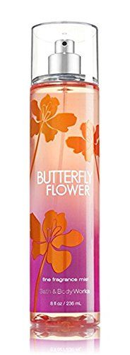 Bath and Body Works Fine Fragrance Mist 8fl.oz/236ml Butterfly Flower *** Check out @