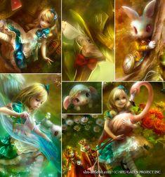 Alice Memories details- http://www.shu-littlebit.com