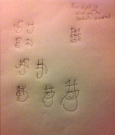 An example of my #sigil creation process.