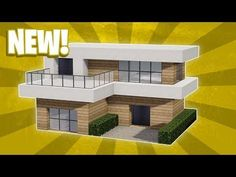 How To Transform A Small Village House Into A Modern House -., Minecraft Tutorial: How To Transform A Small Village House Into A Modern House -., 27 Daring Cats That Bit Off A Little More Than They Could Chew Minecraft House Tutorials, Minecraft Houses Survival, Minecraft Plans, Minecraft Room, Minecraft House Designs, Minecraft Tutorial, Minecraft Crafts, Minecraft Furniture, Minecraft Mansion Tutorial