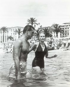 Cary Grant Grace Kelly To Catch a Thief.