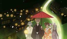 The long road to a simple life..Tomoe & Nanami