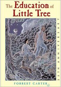 All Things Cherokee: Gifts & Books - Children's Books - The Education of Little Tree