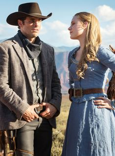 6 Pieces of Intel on HBO's Next Huge Dark Fantasy Series, Westworld 6 Pieces of Intel on HBO&;s Next Huge Dark Fantasy Series, Westworld 6 Westworld Tv Series, Westworld Hbo, Westworld 2016, Westworld Season 2, Fantasy Character, Fantasy Series, Dark Fantasy, Costumes, Frases