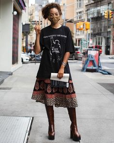 NYC by thesartorialist.