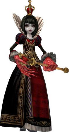 Alice Madness Returns: Queen of Hearts