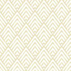 Vertex Gold Diamond Geometric
