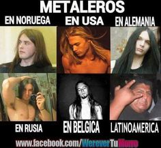 #Metaleros