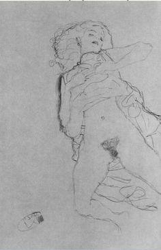 Gustav Klimt erotica sensual14