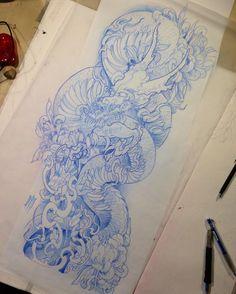 Danie dnia - smok w chryzantemach. #japanese @crazyytattoos @inkedmag @art_motive #art_motive #tattoo #tatuaz #tattoosnob #inked_fx #superb_tattoos #superbtattoos #instagood #tattooistartmag #pictureoftheday #artist #art #ink #tattoos #inkedmag #custom #crazytattoos #customtattoo #customdesign #inkfreakz #the_inkmasters #japanesetattoosub #supportgoodtattooers #irezumicollective @japanesetattoo #japanesetattoo #gdansk #gdynia #love