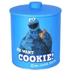 Biscuit Barrel - Sesame Street (Cookie Monster)