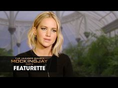 """Lionsgate Movies: The Hunger Games: Mockingjay Part 2 Official Featurette – """"The Phenomenon"""""""