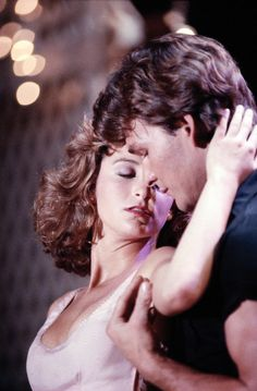 Dirty Dancing is a 1987 American romantic drama film. Written by Eleanor Bergstein and directed by Emile Ardolino, the film stars Patrick Swayze and Jennifer Grey in the lead roles, as well as Cynthia Rhodes and Jerry Orbach. Patrick Swayze, Dirty Dancing, Movie Stars, Movie Tv, 80s Movies, Movie List, Jennifer Grey, Dance Movies, Cinema
