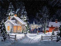 ik droom van een witte kerst!