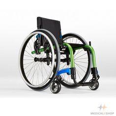 "Ki Mobility Little Wave ""Clik"" (Kinderrolstoel, Rolstoel Dagelijks Gebruik Wheelchair Daily Use for children)"