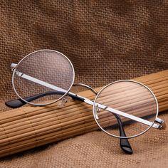 27bdabcc97 Men Women Retro Round Eyeglasses Frame Glasses Eyewear Clear Lens Hot.  Yesterday s price  US  1.69 (1.47 EUR). Today s price  US  1.69 (1.47 EUR).  Discount  ...